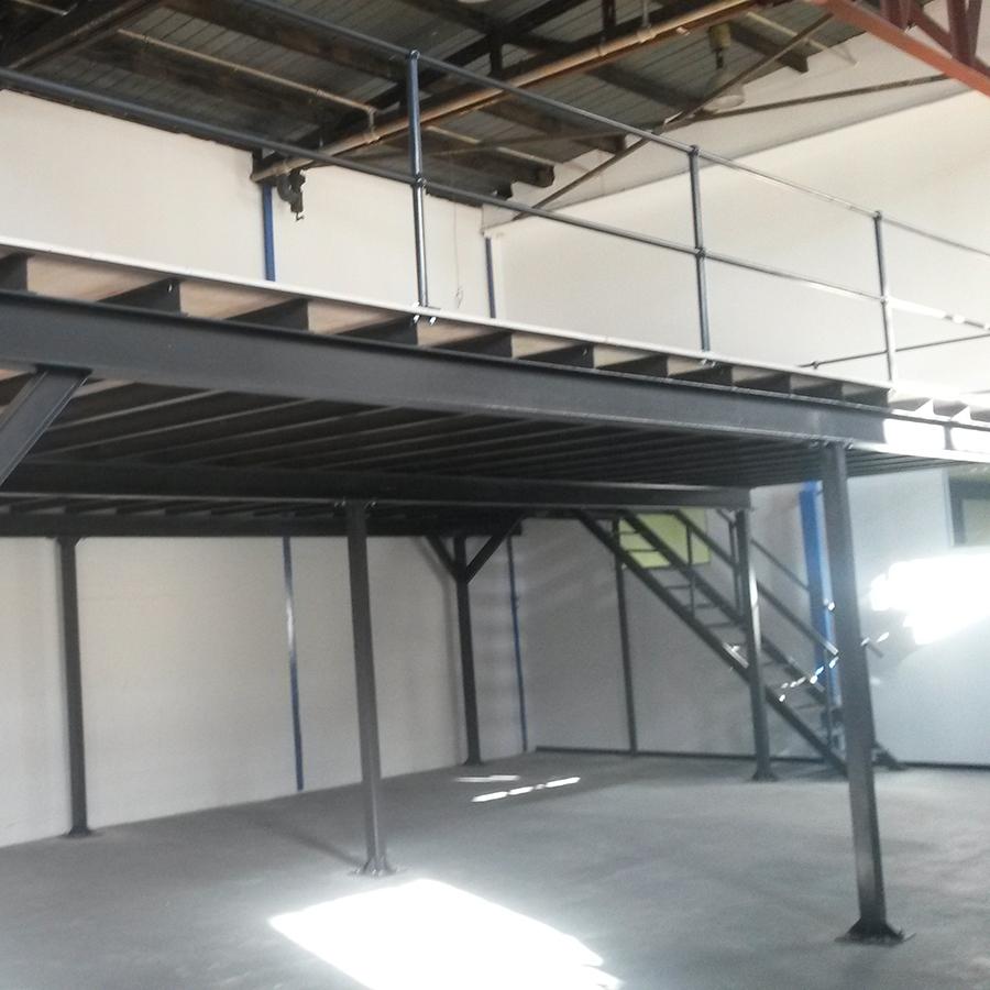 Structural Mezzanine Floor